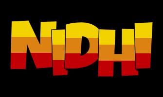Nidhi jungle logo