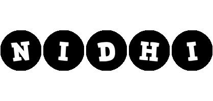 Nidhi tools logo
