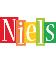 Niels colors logo