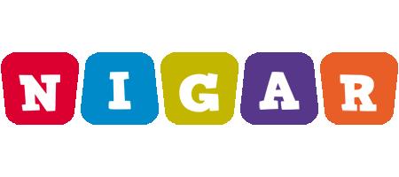 Nigar daycare logo