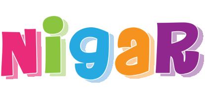 Nigar friday logo