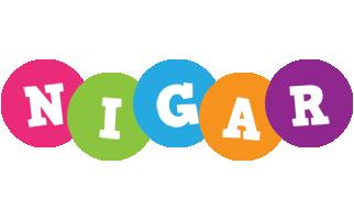 Nigar friends logo