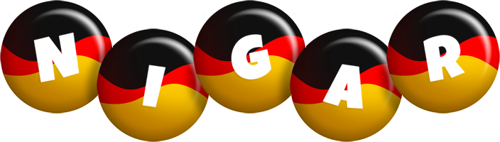 Nigar german logo