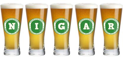 Nigar lager logo