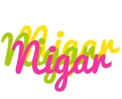 Nigar sweets logo