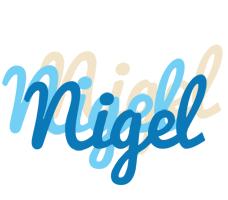 Nigel breeze logo
