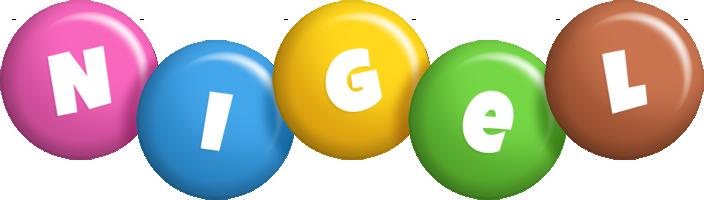 Nigel candy logo