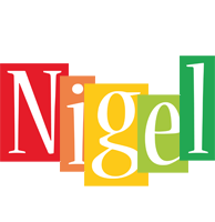 Nigel colors logo