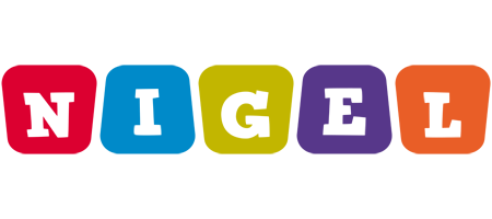Nigel daycare logo