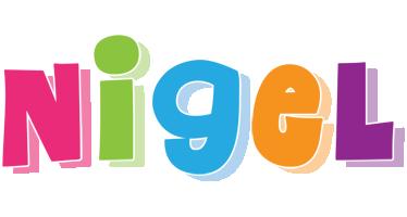 Nigel friday logo