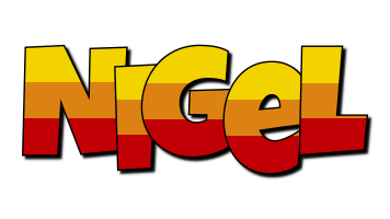 Nigel jungle logo
