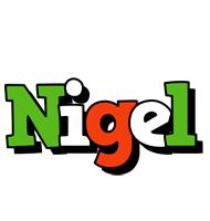Nigel venezia logo