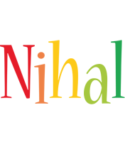 Nihal birthday logo
