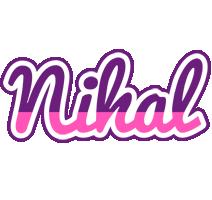 Nihal cheerful logo