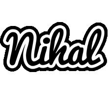 Nihal chess logo