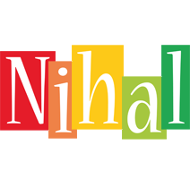 Nihal colors logo