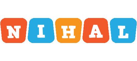 Nihal comics logo