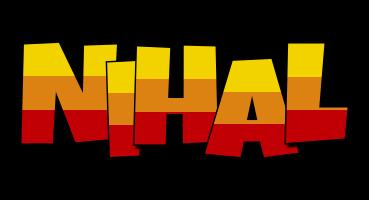 Nihal jungle logo