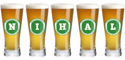 Nihal lager logo