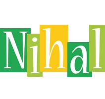 Nihal lemonade logo