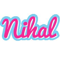 Nihal popstar logo