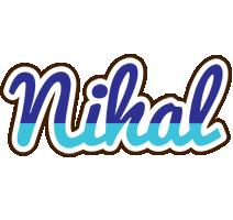 Nihal raining logo