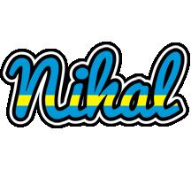 Nihal sweden logo