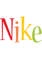 Nike birthday logo