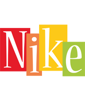 Nike colors logo