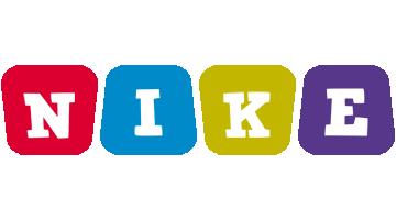 Nike daycare logo