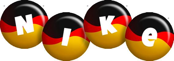 Nike german logo