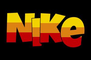 Nike jungle logo