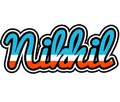 Nikhil america logo