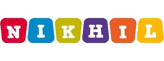 Nikhil daycare logo