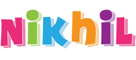 Nikhil friday logo