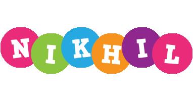 Nikhil friends logo