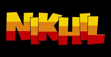 Nikhil jungle logo