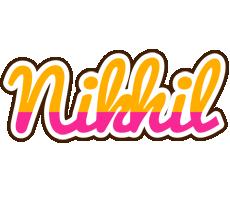 Nikhil smoothie logo