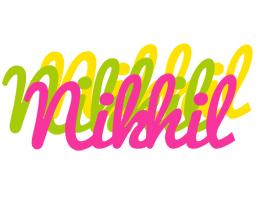 Nikhil sweets logo