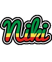 Niki african logo