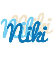 Niki breeze logo