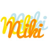 Niki energy logo
