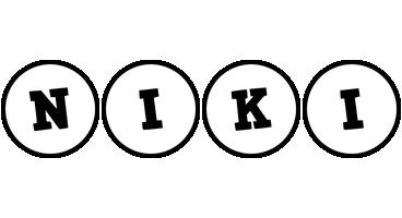 Niki handy logo