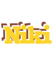 Niki hotcup logo