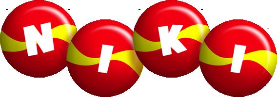 Niki spain logo