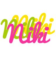 Niki sweets logo