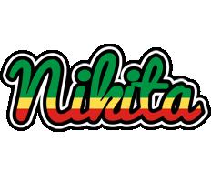Nikita african logo