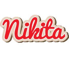 Nikita chocolate logo