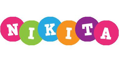 Nikita friends logo