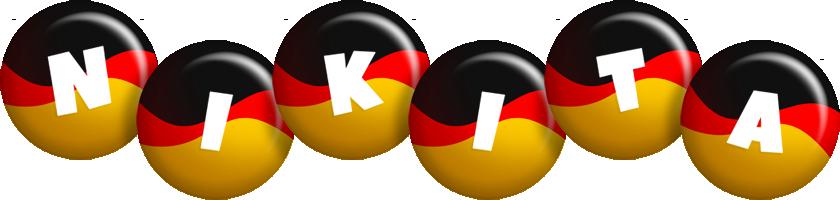 Nikita german logo